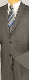 Vinci 2WK-1 Textured Weave Mens Suits For Church
