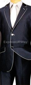 Clearance Mens Suits Vinci S2PN-1