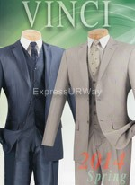 Vinci Mens Suits