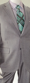 Vittorio St. Angelo D62T Mens Suit