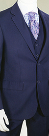 Clearance Vittorio St. Angelo T62W Mens Suit