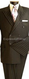 Clearance Vittorio St. Angelo B662SON Mens Suit
