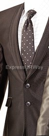 Clearance Vittorio St. Angelo S61SC Mens Suit