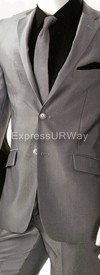 Clearance Vittorio St. Angelo SHARK2 / S62SK Mens Suit