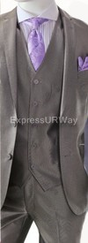 Clearance Vittorio St. Angelo T62SK Mens Suit
