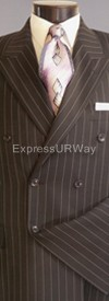 Vittorio St. Angelo B662SON Mens Suit