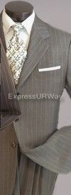 Vittorio St. Angelo D633SON Mens Suit