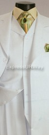 Vittorio St. Angelo HH34V Mens Suit
