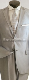 Vittorio St. Angelo SHARK2 Mens Suit