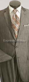 Vittorio St. Angelo SHARK7 Mens Suit