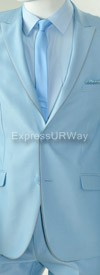 Vittorio St. Angelo D66HK Mens Suit