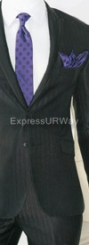 Vittorio St. Angelo S62HB Mens Suit