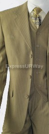 Clearance Vittorio St. Angelo T633SE Mens Suit