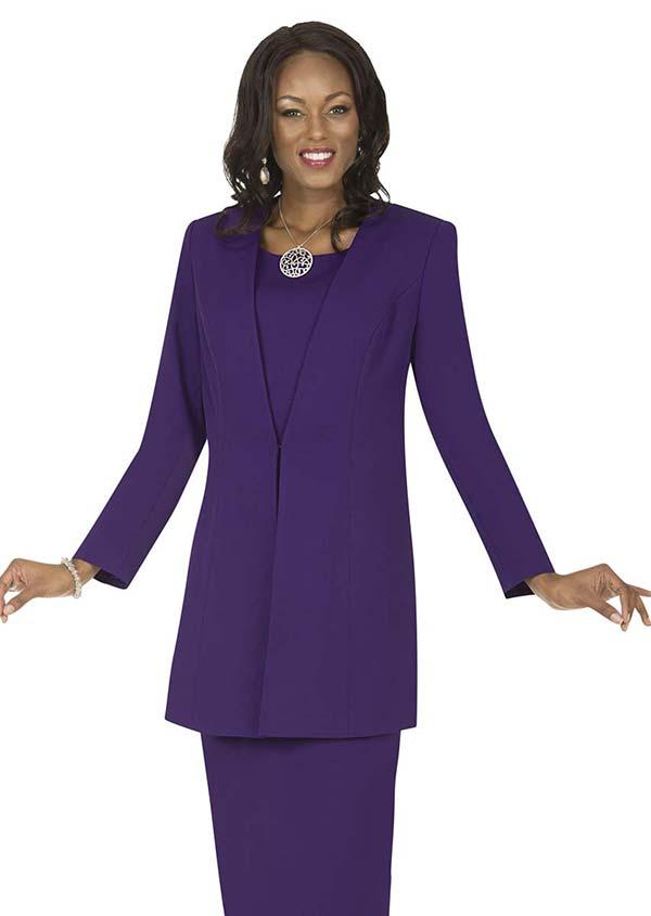 Aussie Austine 11812 Womens Usher Suit For Church