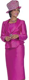 Aussie Austine 5101 Womens Wardrober Set With Shawl Lapel