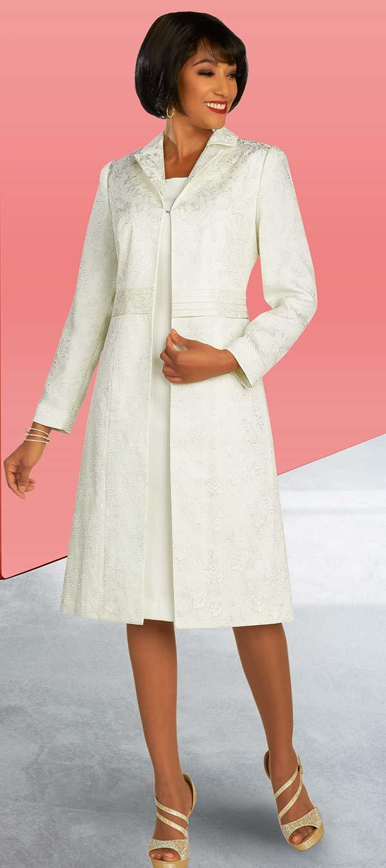 Ben Marc Executive 11854 - Dress Suit With Notch Lapel Duster Style Jacket