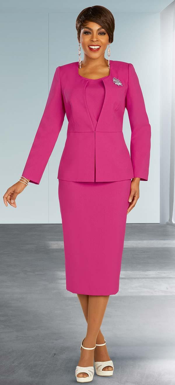 Ben Marc Executive 11878 - Womens Basic Skirt Suit