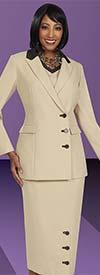 Ben Marc Executive 11923 Weekender Skirt And Pant Suit Set With Peak Lapel Jacket