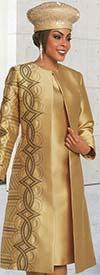 Ben Marc 48162 Womens Church Dress With Long Jacket