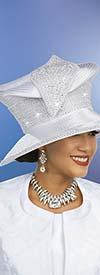 Ben Marc 48246H First Ladies Embellished Church Hat