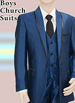 Boys Church Suits