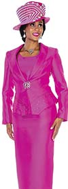 Champagne 5101 Womens Wardrober Set With Embellished Jacket
