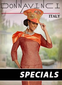 Donna Vinci Specials