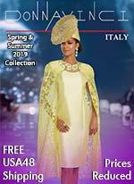 e1b8b77d2fa Donna Vinci - Womens Church Suits - Spring 2019 - ExpressURWay