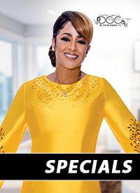 Dorinda Clark Cole Specials