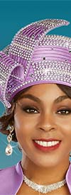 Ben Marc 48341H - Ladies Hat With Rhinestone Embellishments
