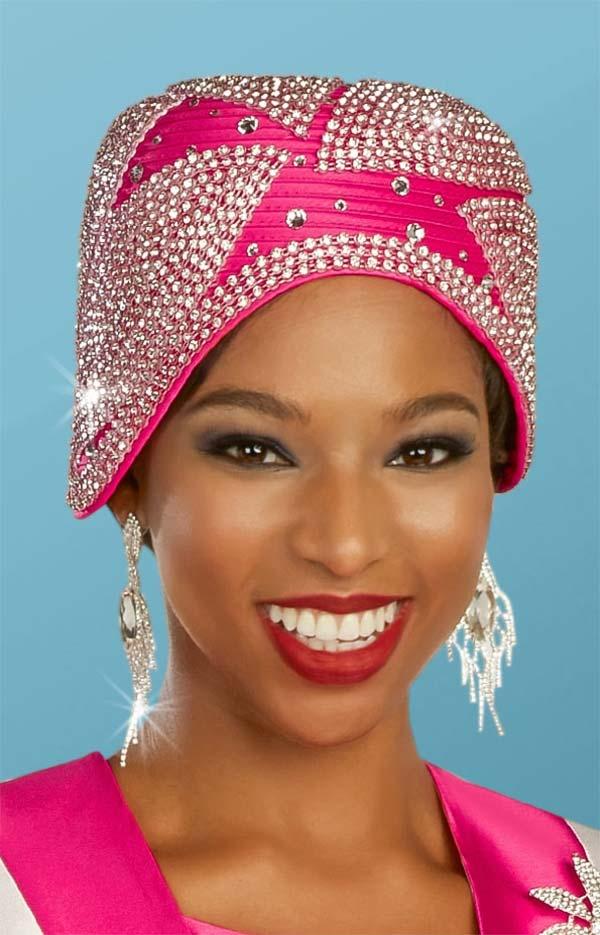 Ben Marc 48376H - Embellished Womens Hat