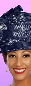 Ben Marc 48383H - Ladies Embellished Hat