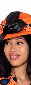 GMI-7362H - Orange Multi Hat