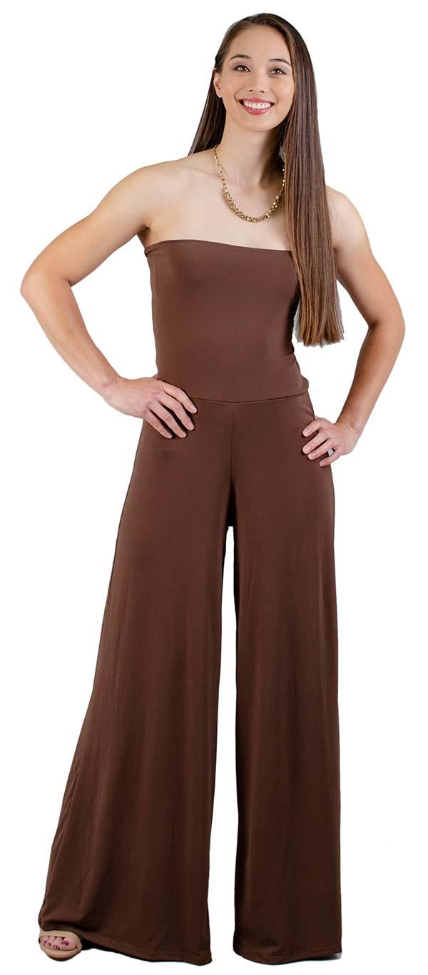 Ducci CC500 Womens Strapless Convertible Jumpsuit