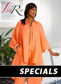 Lisa Rene Specials