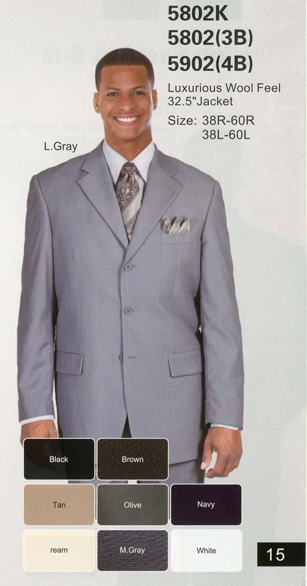 Longstry Mens Suits 5802k Expressurway