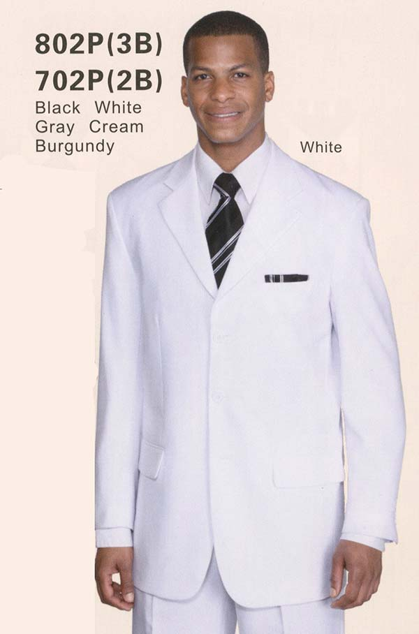 Longstry New York 802P-702P Church Suit For Men