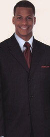 Longstry New York 912W Mens Suit