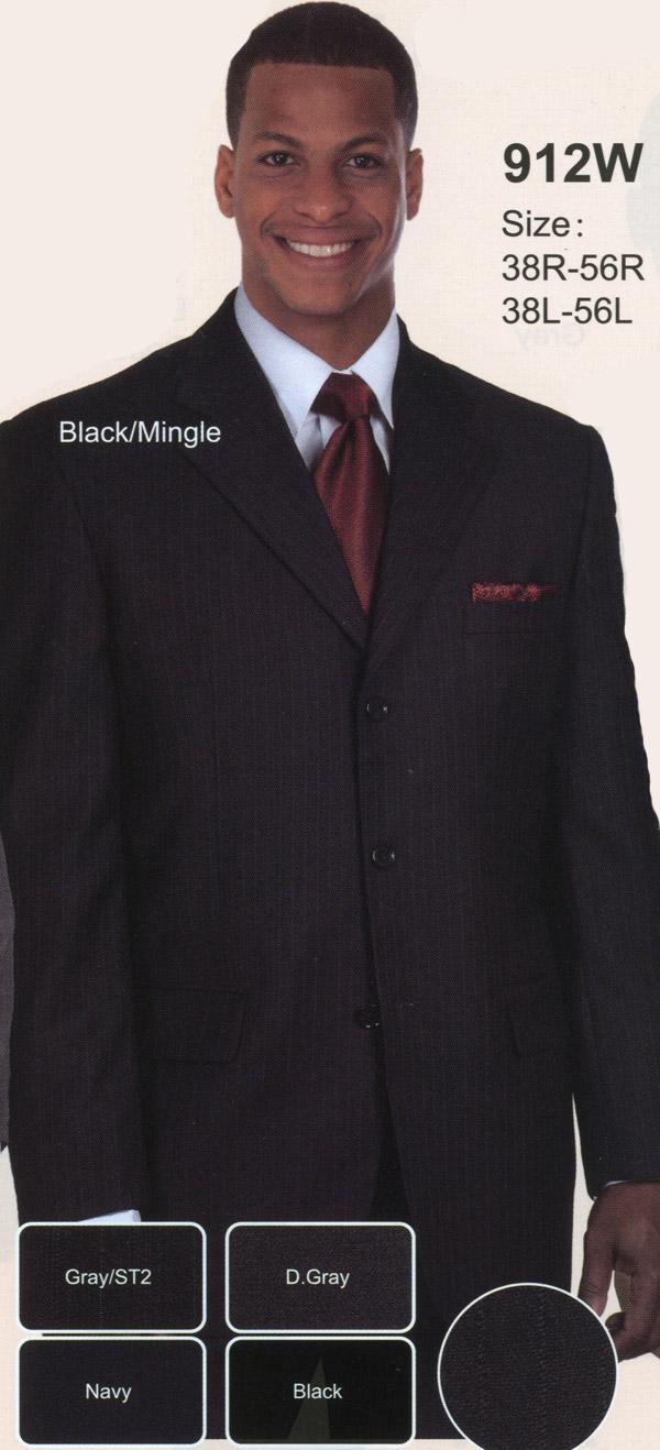 Longstry New York 912W Mens Suit