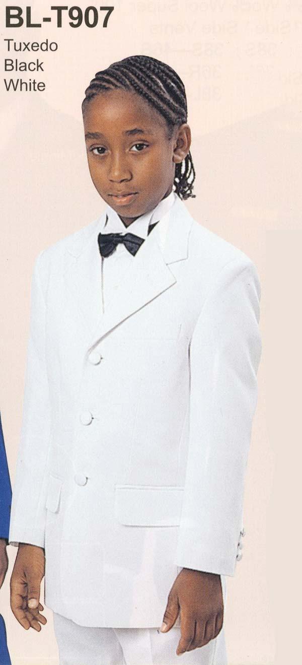 Longstry New York BL-T907 Boys Tuxedo