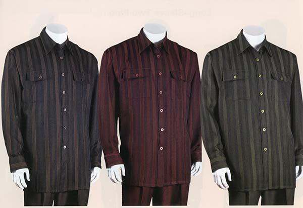 Longstry Longstry 2761- Long Sleeve Walking Suit For Men