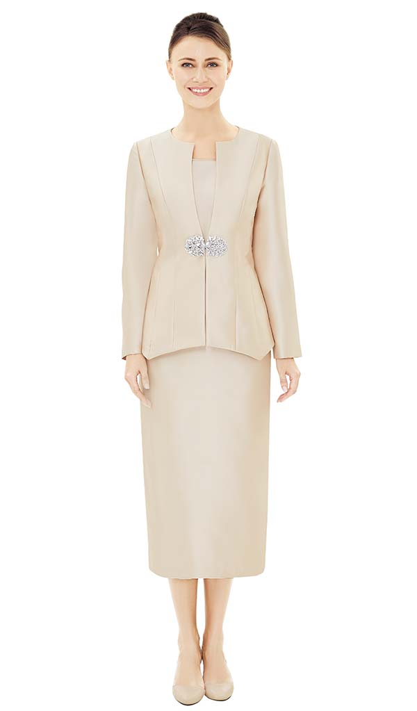 Nina Massini 2539 Ladies Jacket & Skirt Set