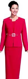 Nina Massini 2265 Three Piece Classic Womens Church Suit