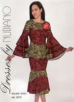 Nubiano Dresses