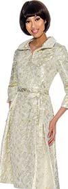 Nubiano Dresses DN3031 Womens Pleated Dress