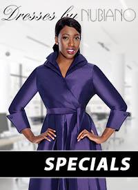 Nubiano Dresses Specials