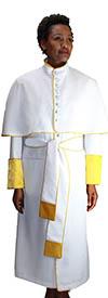 Regal Robes RR9002 White Church Robe