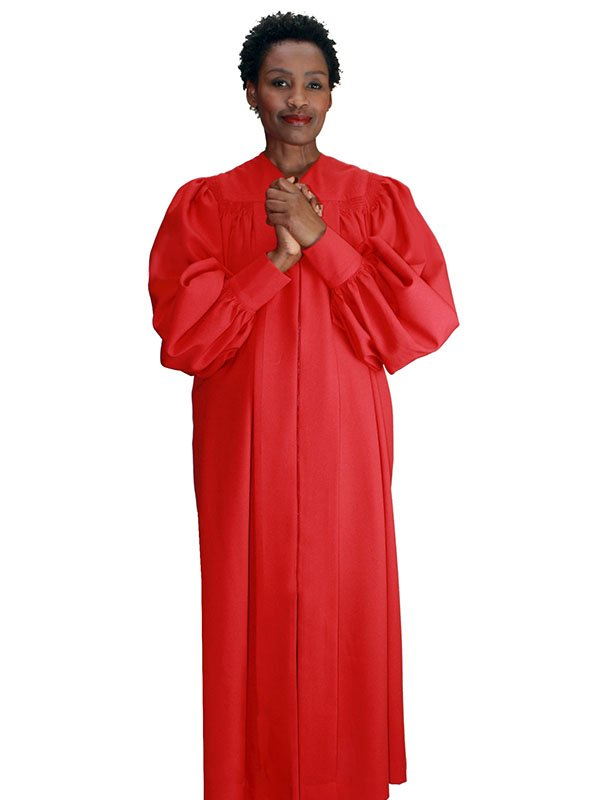 Regal Robes RR-9071 Red Church Robe