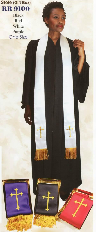 Regal Robes RR9100 Church Stole