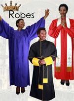 Regal Robes